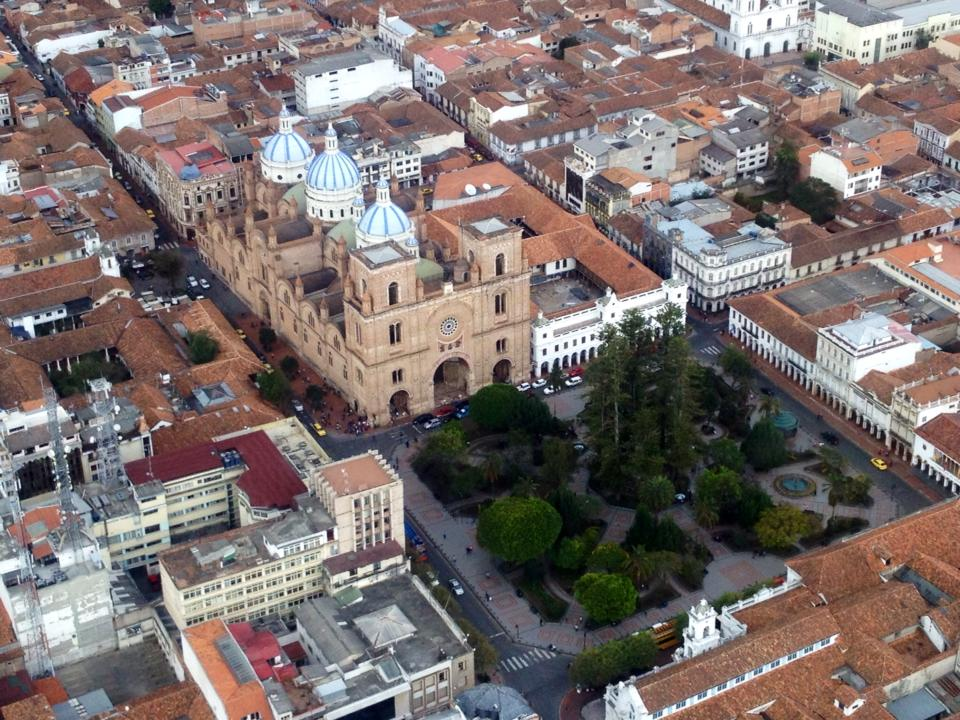 Cuenca, Ecuador Spanish program abroad