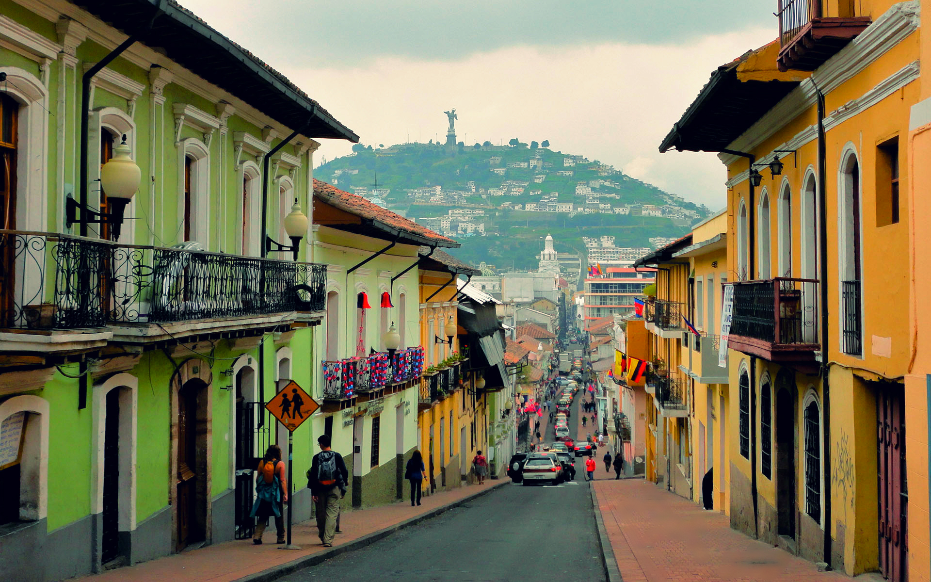 Quito, Ecuador Study Abroad Spanish Program