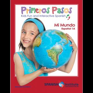 Primeros Pasos Mi Mundo Espanol 1A