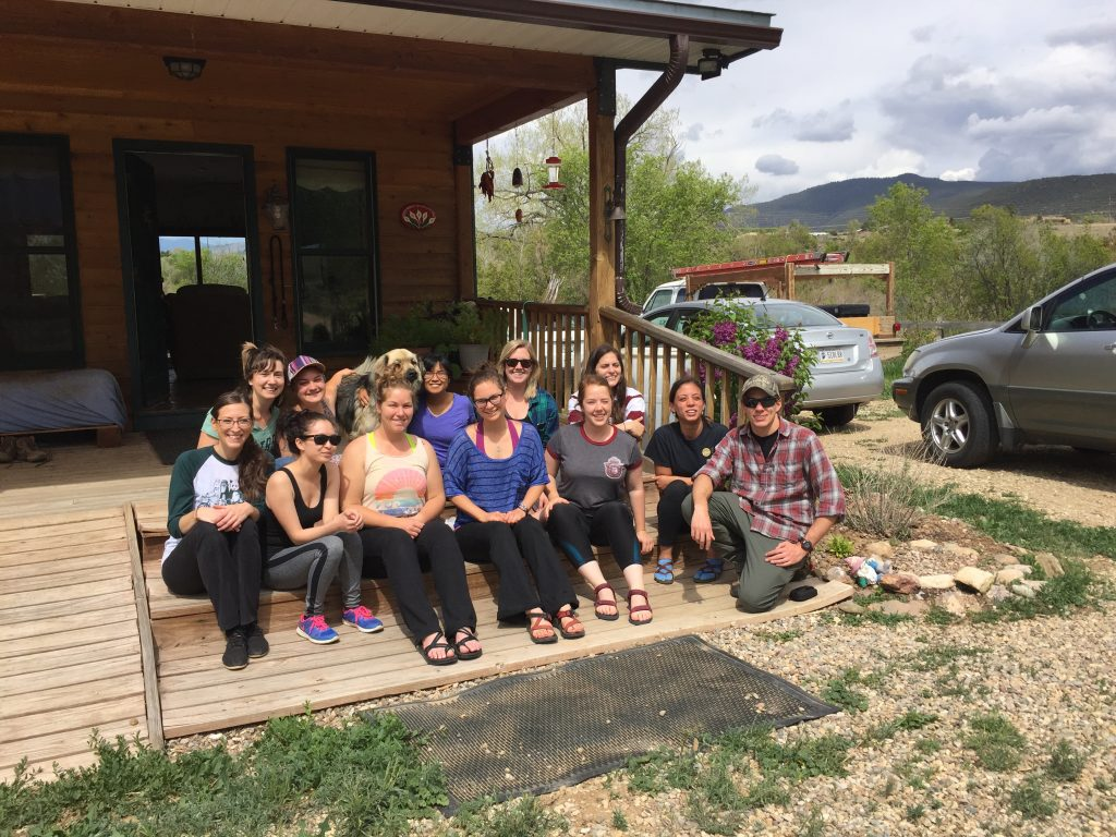 Spanish Immersion Retreat at Casa Taos